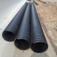 建筑工程地埋排水管,1400钢带波纹管