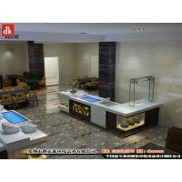 迪克森自助餐台定制餐厅个性设计 布菲台自助餐桌子多功能?