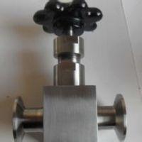 米睿温州厂家专业生产卫生级真空针形阀高品质公司制造