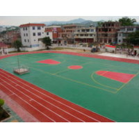 攀枝花幼儿园透气型环保塑胶跑道,混合型塑胶跑道施工计划
