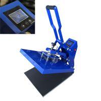 推荐款HPC380 液晶表烫画机38*38cm 手动服装烫画机 数码热转印机