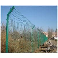 庭院护栏多少钱一米?腾拓庭院防护栅栏价格 双边丝护栏网