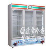 广州海珠区供应星淘客冷藏四门展示柜
