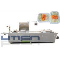 佑天元定制 全自动蜂蜜热成型气调包装机DZL-420Y