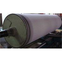 印花辊皮革机械纺织机械硅橡胶辊轮进口材质