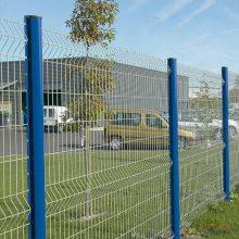 广州工地围栏 别墅框架护栏 小区勾花网 炎泽网业 不锈钢