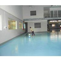 PVC防静电地板/永久密封,坚硬耐磨