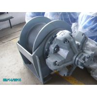 维修供应船舶液压绞车。起重机卷扬、旋挖卷扬、专业维修矿用液压绞车