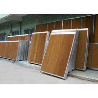 长安水帘墙降温+负压风机降温系统旭恒通风设备厂家