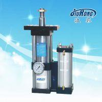 复合式气液增压缸 重庆增压缸 玖容增压缸2年保修(图)