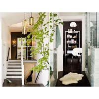顺吉装饰 绿色满屋 田园风格住宅设计