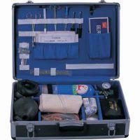 中西 综合型急救箱/综合急救箱(铝合金 国产) 型号:BS4ZHX-30库号:M303264