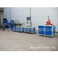 供应SJ系列塑料管材,异型材挤出机。