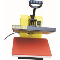 厂价直销 40*60手动平面式转印机 t恤转印机 服装转印机