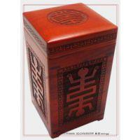 【厂家定制】木制茶叶罐 实木茶叶罐 茶叶木罐子 木质茶叶罐子