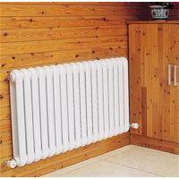 钢制柱型二柱暖气片 型号齐全 环保耐用