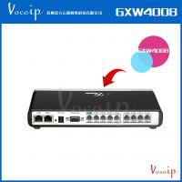 潮流 GXW4008 IP桌面语音网关8个FXS1个逃生口