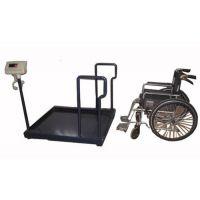 150kg不锈钢轮椅秤价格 自动称重轮椅秤供应