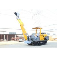 大型挖土机,新疆挖土机,泰安山立(在线咨询)