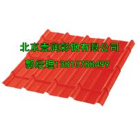 压型镀锌彩钢板0.8mm厚北京价格