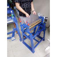 小型滚圆机 黑龙江铁皮卷圆机 沪重机械卷板机