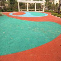 佛山市南海区幼儿园EPDM彩色地胶施工 幼儿园1500㎡EPDM地胶施工案例