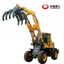 中首重工全新小型装载机农用铲车配件齐全保证质量