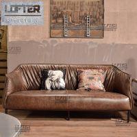 简约现代时尚沙发个性创意设计师皮艺家具小户型客厅休闲沙发组合