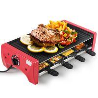 韩式无烟电烧烤炉室内家用电烤炉电铁板烧烤肉盘烤肉机大号