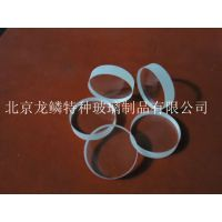 龙鳞钢化玻璃 钢化圆形玻璃 厂家供应 耐高温