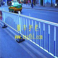 辽宁营口阜新锌钢道路护栏 道路护栏施工图 热镀锌道路护栏