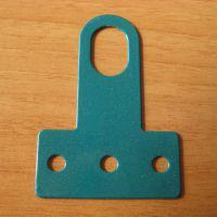 【厂家供应】各种规格T型铝合金防盗窗固定安装片连接件紧固件