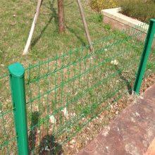 小区防护网 工业园区防护网 圈墙铁丝网