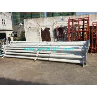 深圳Antai监控立杆厂家定制安防监控立杆小区立杆道路监控杆摄像机立杆支架