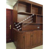 长沙订做整房家具、实木家具订做专业可靠、长沙实木置物柜、隔断柜定制厂家直销