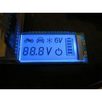 SAJ/三晶 LCD液晶屏 开模定制,汽车显示屏 电源液晶屏