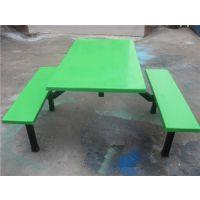 江西南昌 部队专用餐桌椅 康腾玻璃钢餐桌 食堂餐桌