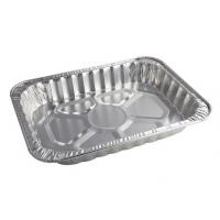 AC4580 一次性铝箔餐盒锡纸酒店烧烤餐饮用 烘焙蛋糕盒厂家直销