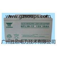 供应汤浅蓄电池NP38-12