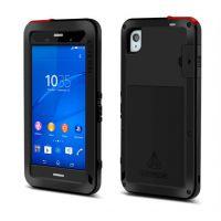 索尼 Z3金属三防索尼 Z3手机壳防尘Z3保护套全保护摔防水Z3手机套