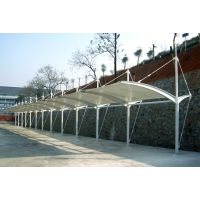 新乡公交站台膜结构雨棚,膜结构遮阳棚,膜结构顶盖