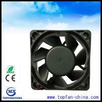 明晨鑫MX6025耐高温直流风扇,6025散热风扇,汽车风扇