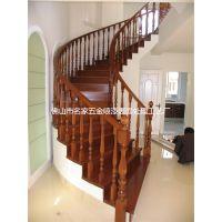 楼梯扶手,立柱表面加工处理
