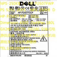 NPS-250KB J HP-P2507FWP DELL Dimension 4300 电源