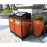 塑料垃圾桶 品质好,价格优,振兴景观移动垃圾桶厂