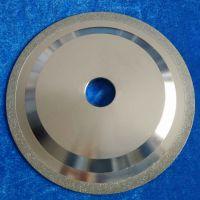 科美厂家供应 电镀金刚石砂轮 单面凸砂轮