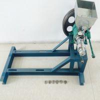鼎信小型空心棒膨化机 休闲食品加工设备 大米膨化机