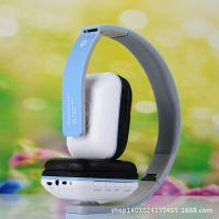 蓝牙耳机4.0无线头戴式耳机重低音插卡耳麦运动MP3立体声无线耳机