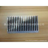 专业开模加工电子散热器 LED灯管铝型材 异形工业铝型材300KG起订