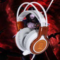 今盾T3震动发光游戏影音耳机高端网吧电竞耳麦 专业电脑耳机批发